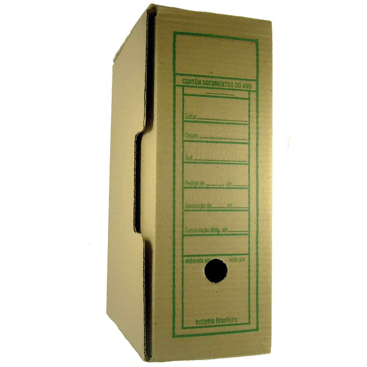 Arquivo Morto Papelão 132879