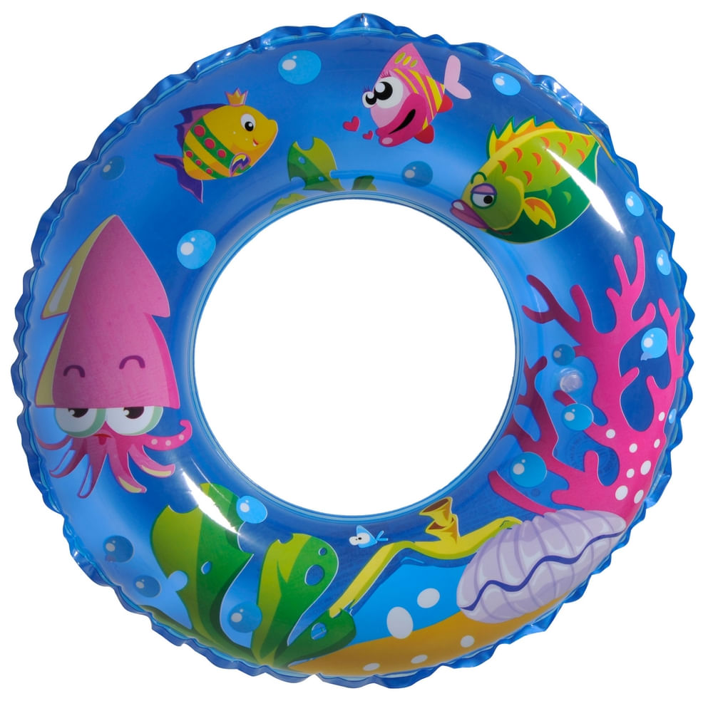 Boia Redonda 60cm Splash Fun - Mor 20784