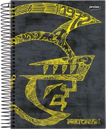 Caderno Universitário Pretorian 20 Matérias - Jandaia 1014789