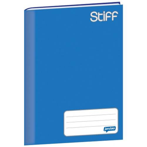 Caderno-Brochurao-Jandaia-Stiff-48-Folhas-Capa-Dura-Azul