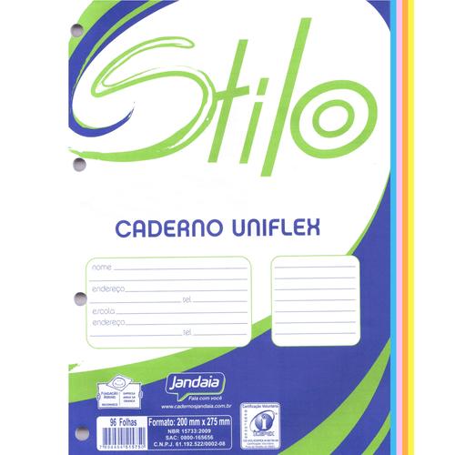 Bloco-para-Fichario-Jandaia-Stilo-96-Folhas-Colorido---10-Unidades