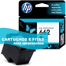 Cartuchos e Fitas Para Impressoras