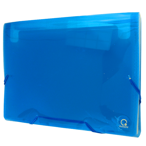 Pasta-Sanfonada-Plascony-A4-12-Divisorias-Azul