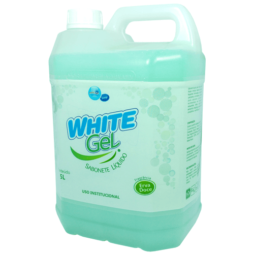 Sabonete-Liquido-Pratic-Plus-White-Gel-5-Litros-Erva-Doce