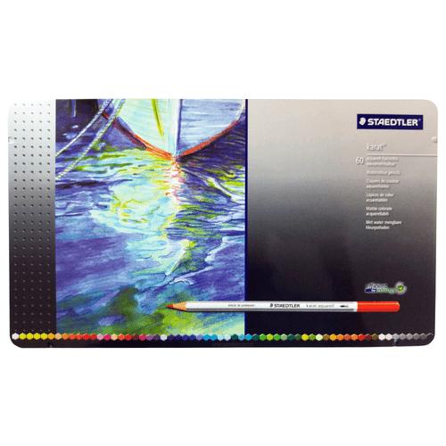 Lapis-de-Cor-60-Cores-Karat-Aquarell-125-M60-Staedtler