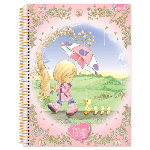 Caderno-Universitario-Precious-Moments-15-Materias-Sao-Domingos