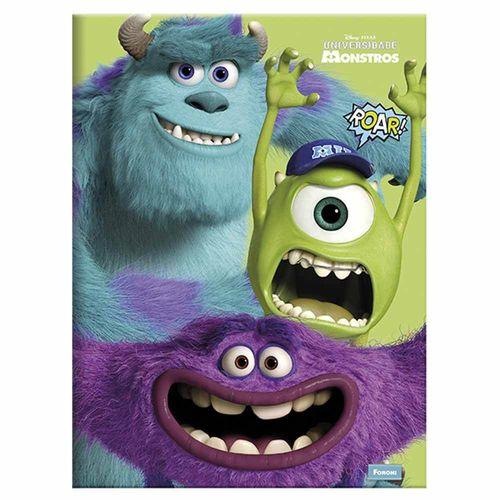 Caderno-Brochurao-Disney-Pixar-96-Folhas-Foroni