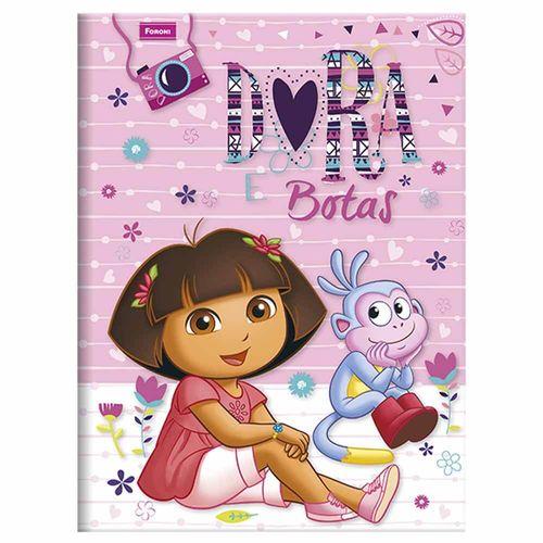 Caderno-Brochurao-Dora-Aventureira-96-Folhas-Foroni-