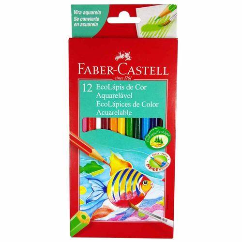 Lapis-De-Cor-Aquarela-12-Cores-Faber-Castell