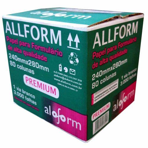 Formulario-Continuo-1-Via-80-Colunas-Aloform-3000-Folhas