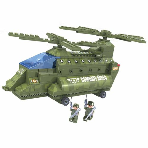 Blocos-de-Montar-Click-it-Helicoptero-Militar-308-Pecas-Play-Cis