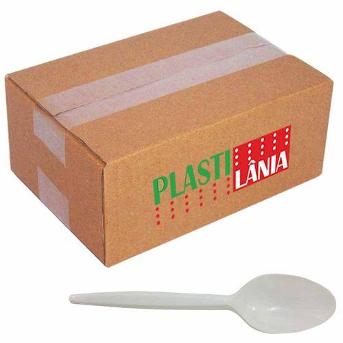 Colher-Plastica-Refeicao-Plastilania-Branca-1000-Unidades