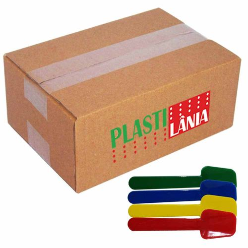 Pazinha-Plastica-Plastilania-Colorida-1000-Unidades