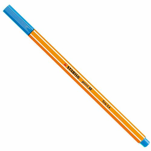 Caneta-Stabilo-Point-8832-Fine-0.4-Azul-Royal