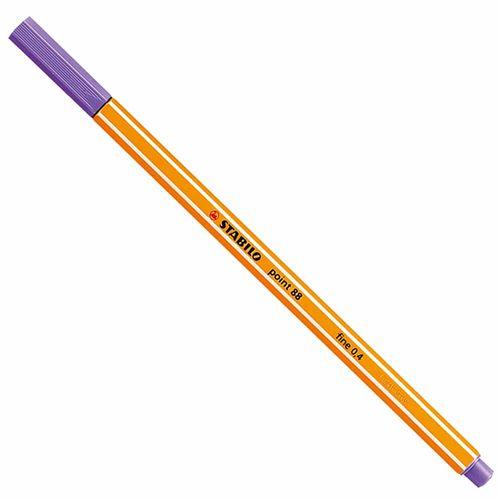 Caneta-Stabilo-Point-8855-Fine-0.4-Violeta
