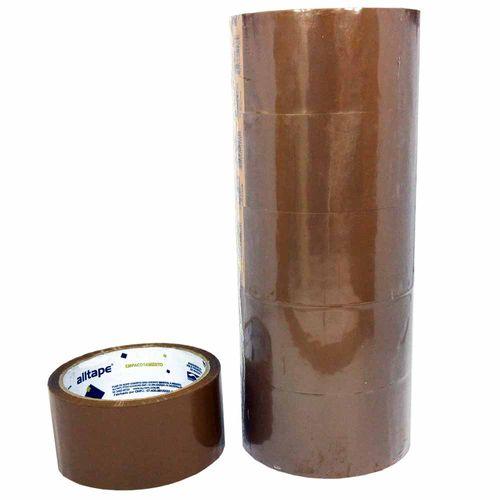 Fita-de-Empacotamento-Alltape-45x40-Marrom-05-Unidades