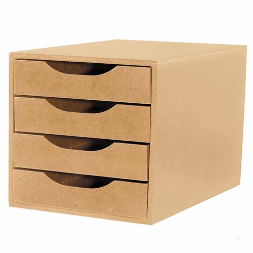 Modulo-Gaveteiro-Easy-Box-4-Gavetas-Natural-Souza