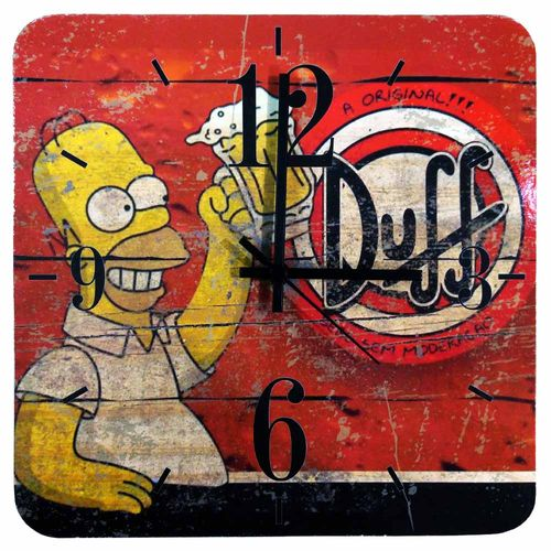 Relogio-de-Parede-Cerveja-Duff-Simpsons-Imperio-Decor