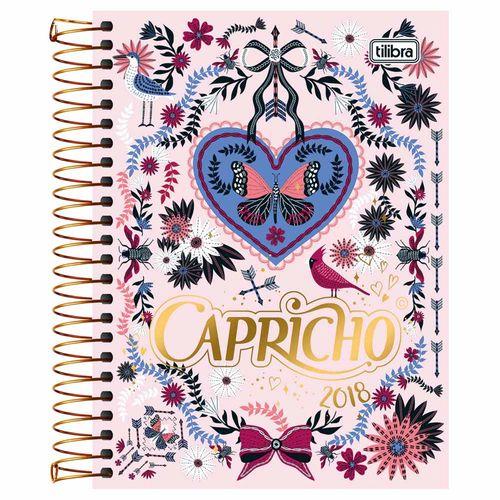 Agenda-2018-Tilibra-Capricho-Rosa