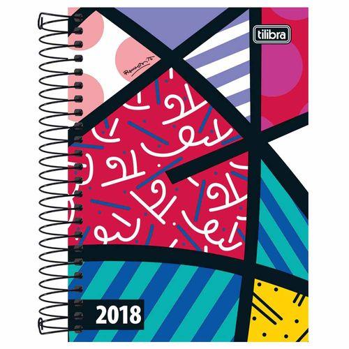 Agenda-2018-Tilibra-Romero-Britto