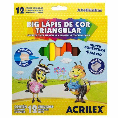 Lapis-de-Cor-12-Cores-Big-Triangular-Acrilex