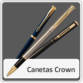 Canetas Crown