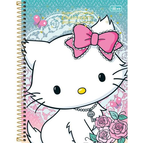 Caderno Universitrio Charmmy Kitty 1 Matria