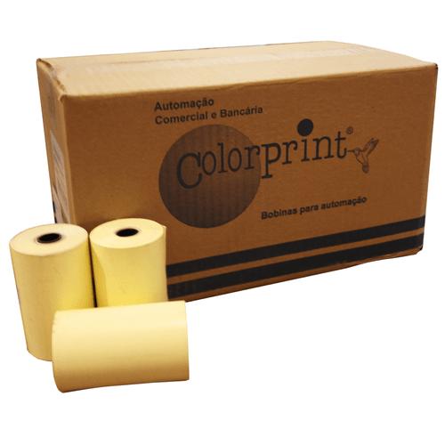 Bobina-PDV-Colorpel-Termica-80mmX30m-Amarela-30-unidades