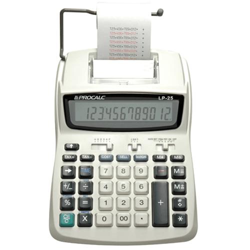 Calculadora-de-Impressao-Procalc-Lp25-12-Digitos