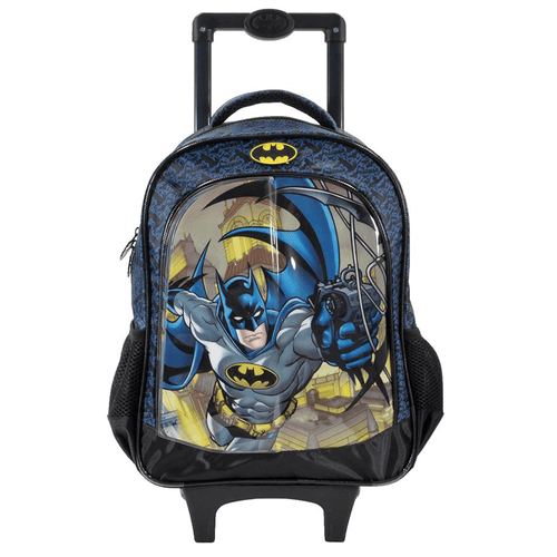 Mochila-com-Carrinho-Batman-Gotham-Faces-Xeryus-5400