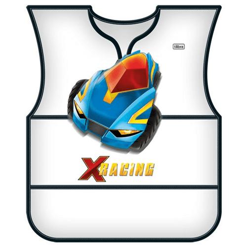 Avental-Escolar-Tilibra-X-Racing