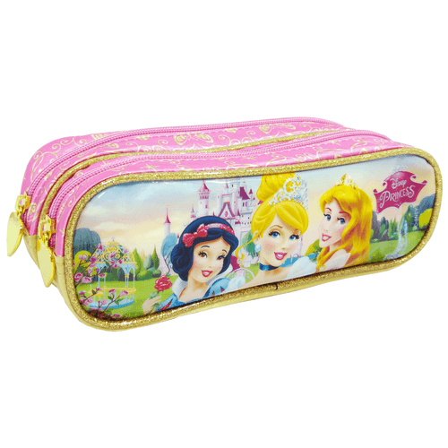 Estojo-Escolar-Disney-Princess-Dermiwil-60389