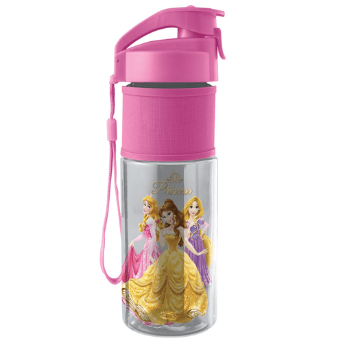 Garrafa-Escolar-Plastica-450ml-Disney-Princess-Dermiwil-51599