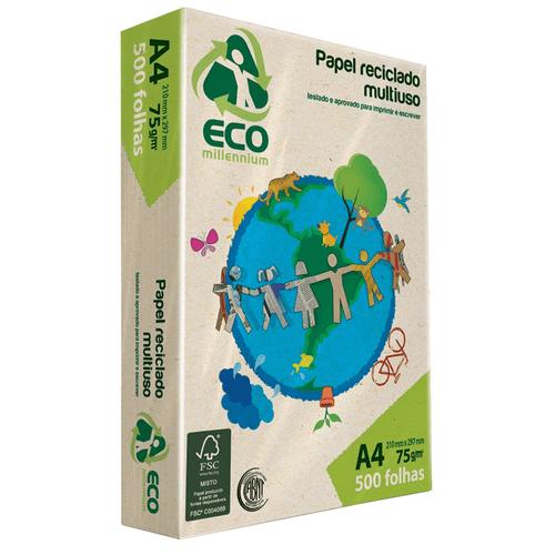Papel-Sulfite-A4-Reciclado-Jandaia-Eco-Millennium