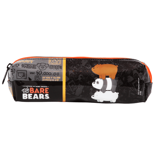 Estojo-Escolar-We-Bare-Bears-Black-Dermiwil-49140