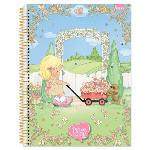 Caderno-Universitario-Precious-Moments-10-Materias-Sao-Domingos