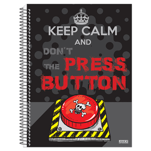 Caderno-Universitario-Keep-Calm-15-Materias-Sao-Domingos