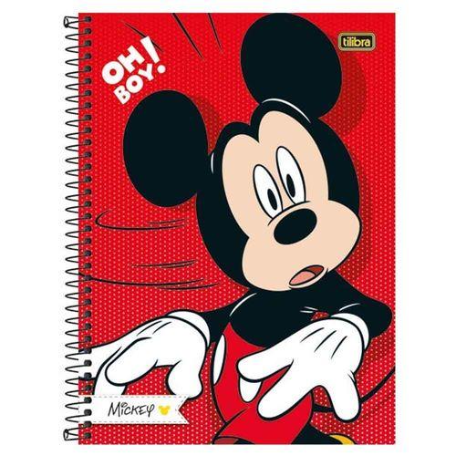 Caderno-Universitario-Mickey-10-Materias-Tilibra