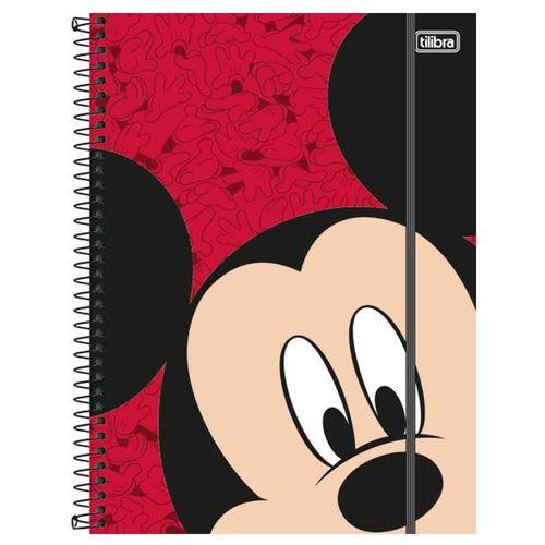 Caderno-Universitario-Mickey-5-Materias-Tilibra