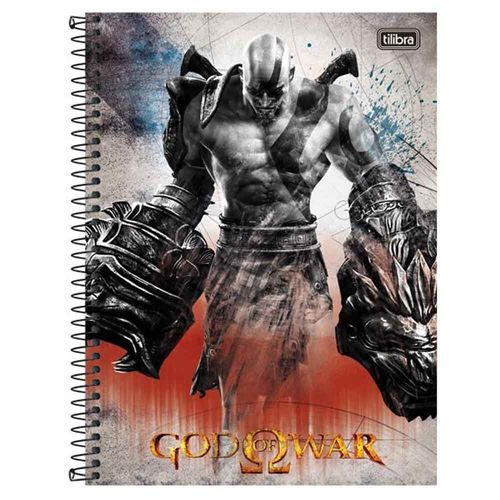Caderno-Universitario-God-of-War-1-Materia-Tilibra