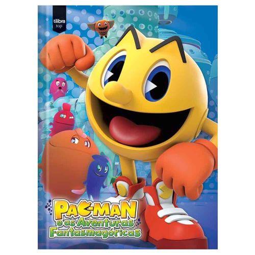 Caderno-Brochurao-Pac-Man-96-Folhas-Tilibra