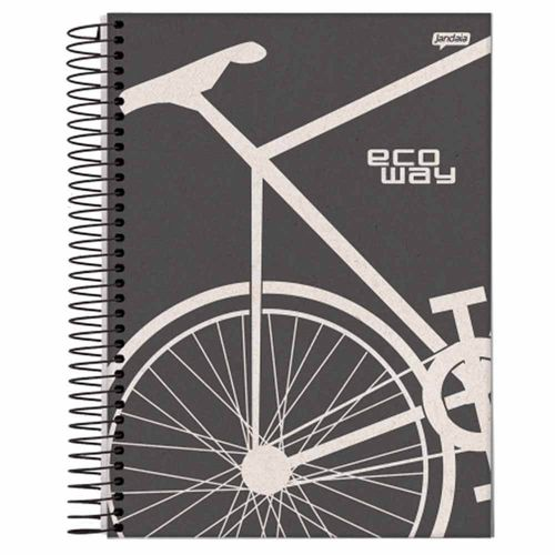 Caderno-Universitario-Eco-Way-10-Materias-Jandaia