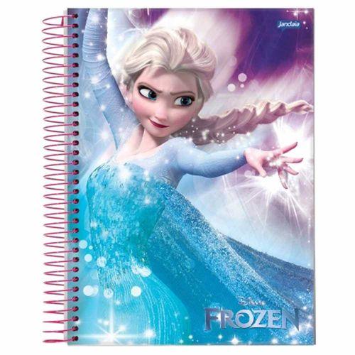 Caderno-Universitario-Frozen-10-Materias-Jandaia