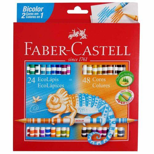 Lapis-de-Cor-48-Cores-Bicolor-Faber-Castell