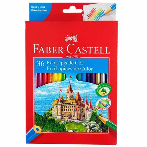 Lapis-de-cor-36-cores-Linha-Vermelha-Faber-Castell
