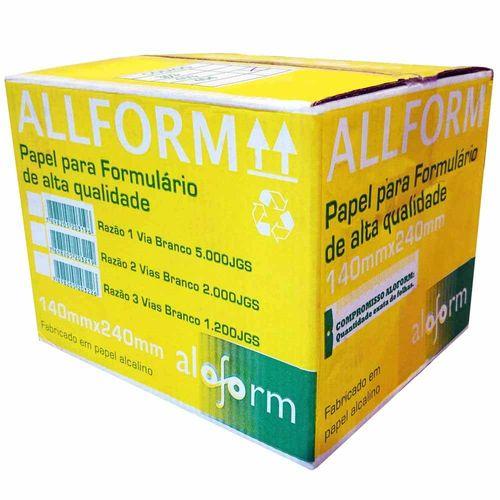 Formulario-Continuo-2-Vias-Razao-Aloform-2000-Folhas