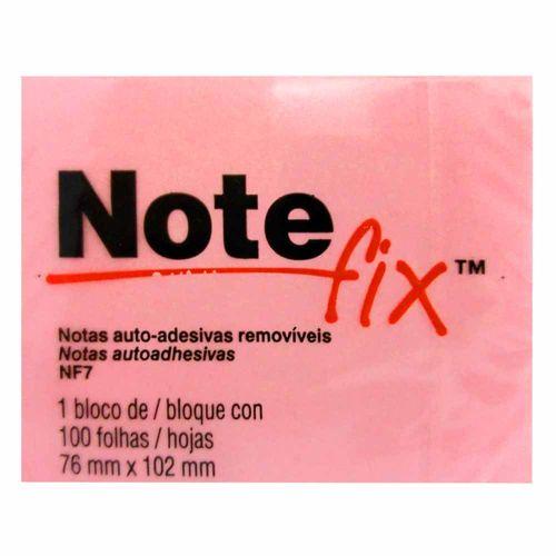 Bloco-Adesivo-Notefix-3M-76x102mm-Rosa-100-Folhas