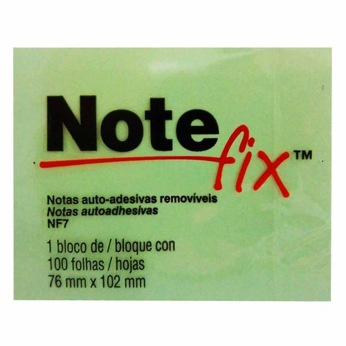 Bloco-Adesivo-Notefix-3M-76x102mm-Verde-100-Folhas