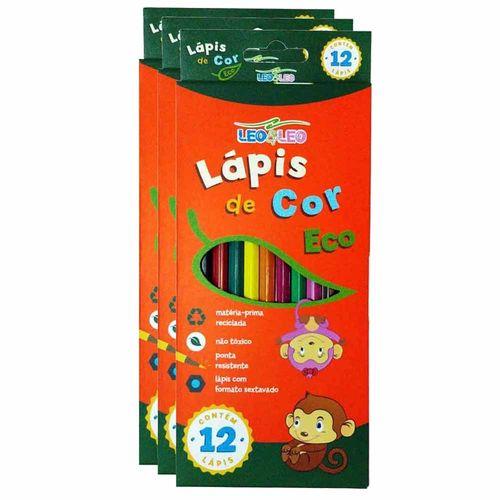 Lapis-de-Cor-12-Cores-Leonora-Eco-12-Unidades