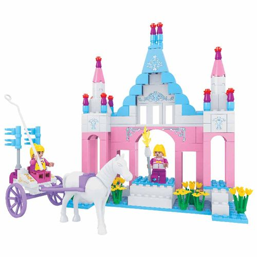 Blocos-de-Montar-Click-it-Castelo-da-Princesa-246-Pecas-Play-Cis